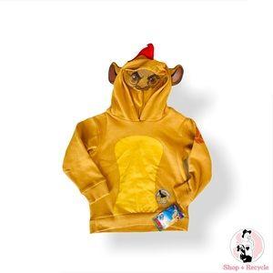 Disney The Lion King Simba Boys Pullover Fleece